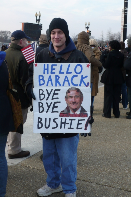 bush-sign
