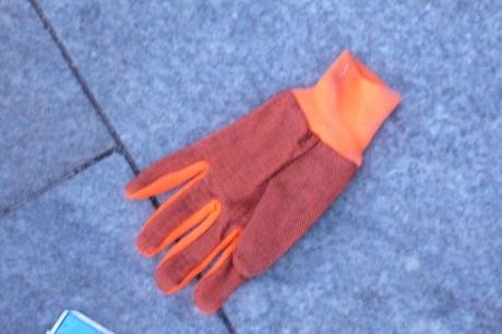 orange-glove